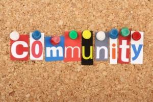 Community Cork Board