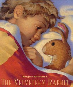 The Velteteen Rabbit Book Cover