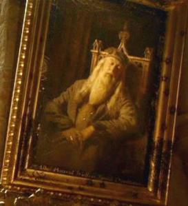 Albus Dumbledore portrait
