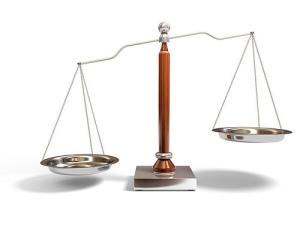 balance scale by winnifredxoxo