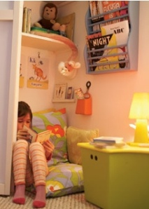 Kids Reading Nook by ooh_food