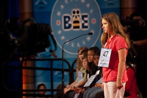 National Spelling Bee by erin m
