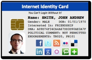 Online identity as part of the promise, tool, and bargain by ChiefTech