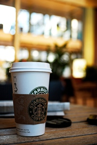 Starbucks Rules!  by Paddy's D90s