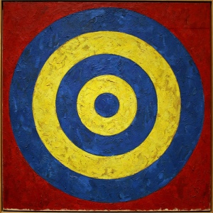 Target by Jasper Johns by cliff1066
