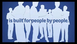 built by the people...for FACEBOOK by libraryman