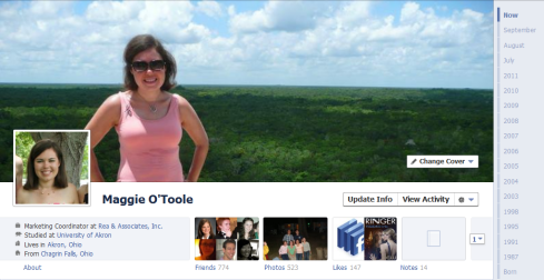 Maggie O'Toole Facebook Cover