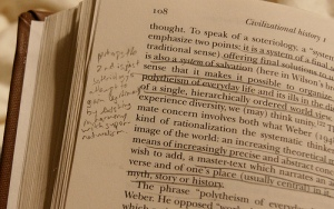 #360 perhaps you do not need to write all over library books by romana klee