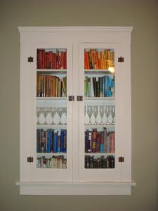 Rainbow Books China Cabinet