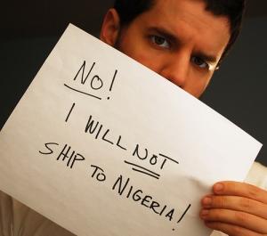 Nigerian Scam by B Rosen