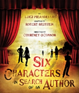 Six Character in Search of an Author