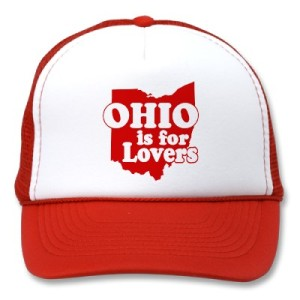 Ohio is for Lovers Hat